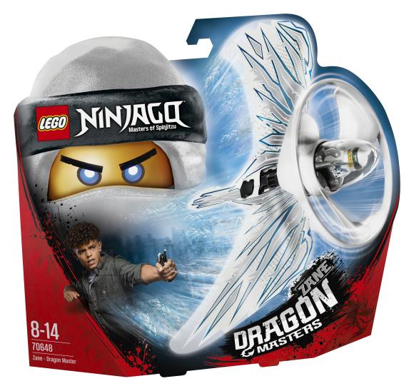 LEGO klotsid Ninjago Zane-draakoni isand