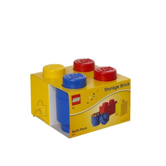 LEGO 3 erinevat hoiuklotsi