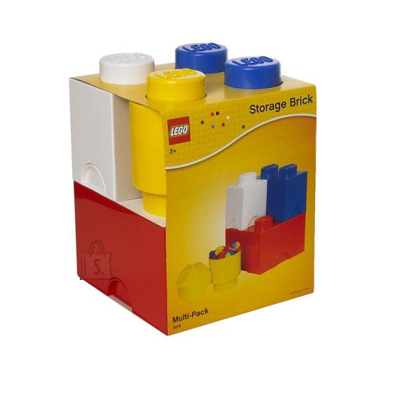 LEGO 4 erinevat hoiuklotsi