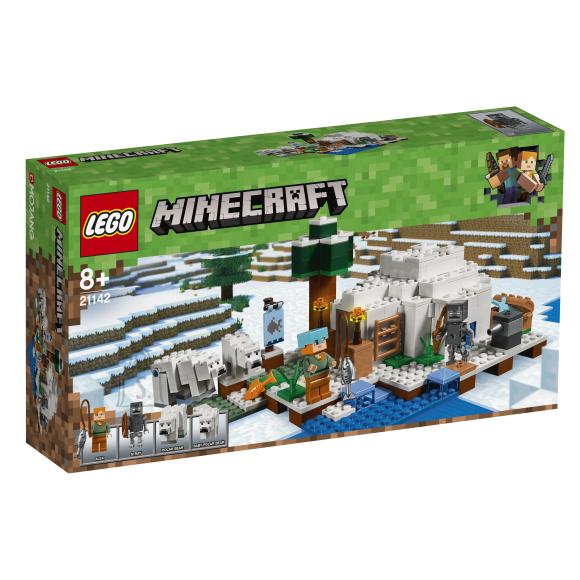 LEGO klotsid Minecraft Polaariglu