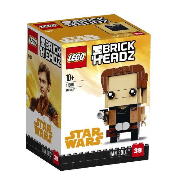 LEGO klotsid BrickHeadz Han Solo™