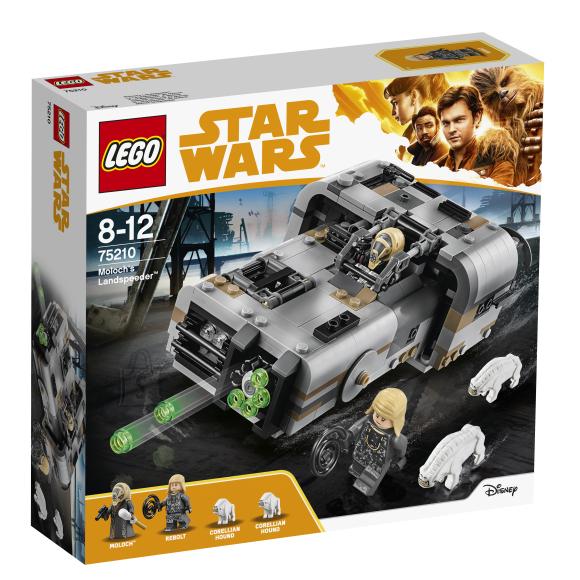 LEGO klotsid Star Wars™ Moloch's Landspeeder™