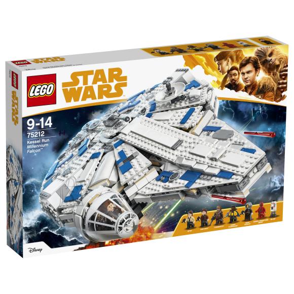 LEGO klotsid Star Wars™ Millennium Falcon™