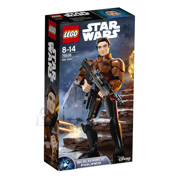 LEGO klotsid Star Wars™ Constraction Han Solo™