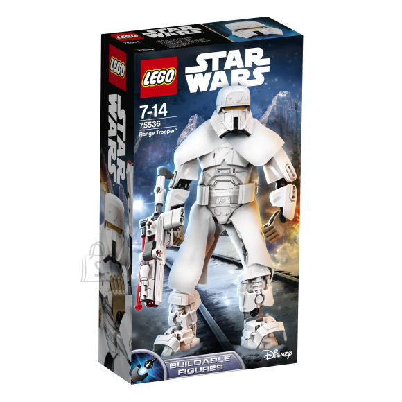 LEGO klotsid Star Wars™ Constraction Range Trooper™