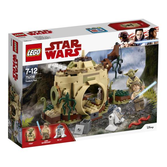 LEGO klotsid Star Wars™ Yoda onn
