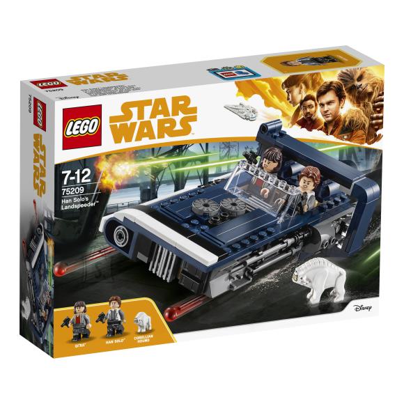 LEGO klotsid Star Wars™ Han Solo Landspeeder™
