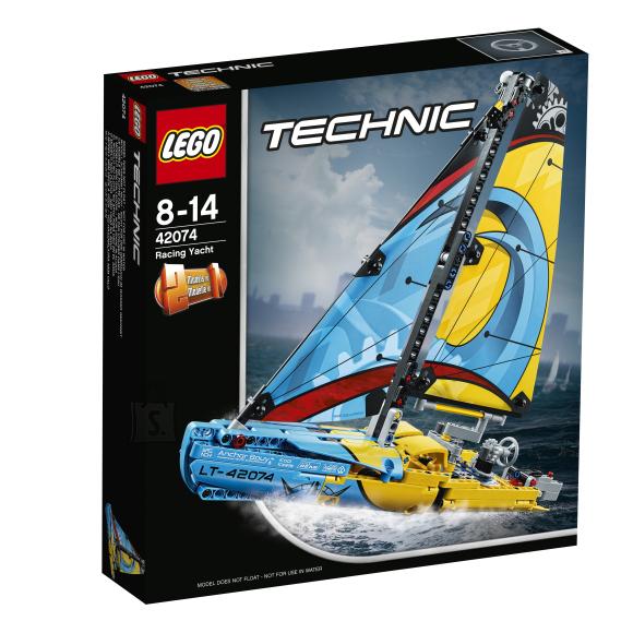 LEGO klotsid Technic Võistlusjaht