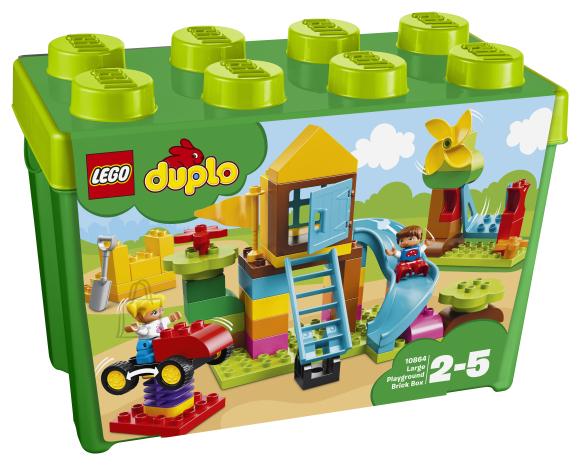 LEGO Duplo suur mänguväljaku ehituskast