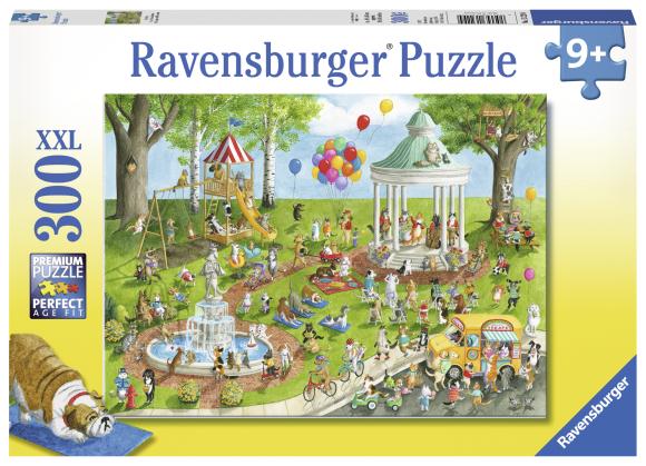 Ravensburger pusle Loomaaed 300tk