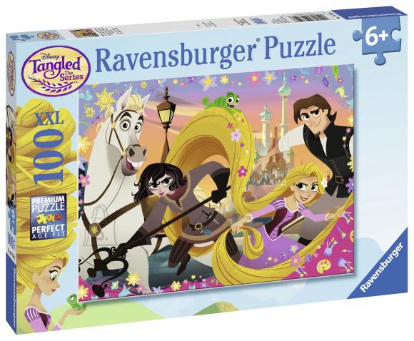 Ravensburger pusle Rapunzel 100tk