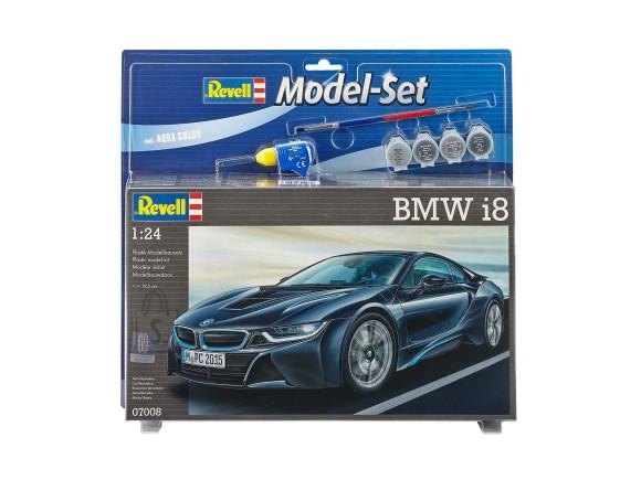 Revell mudelikomplekt BMW i8 1:24