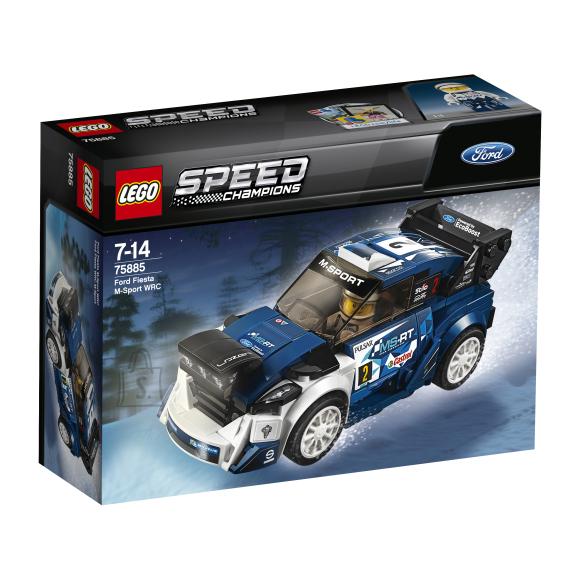 LEGO klotsid Speed Champions Ford Fiesta M-Sport WRC