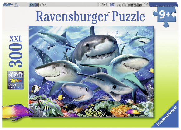 Ravensburger pusle Haid 300 XXL tk