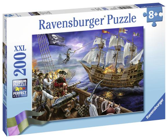 Ravensburger pusle 200 XXL tk