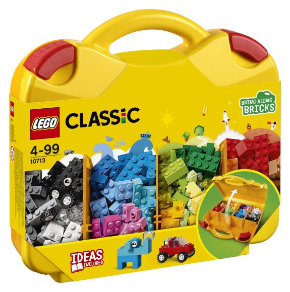 LEGO klotsid Classic Loovmängukast
