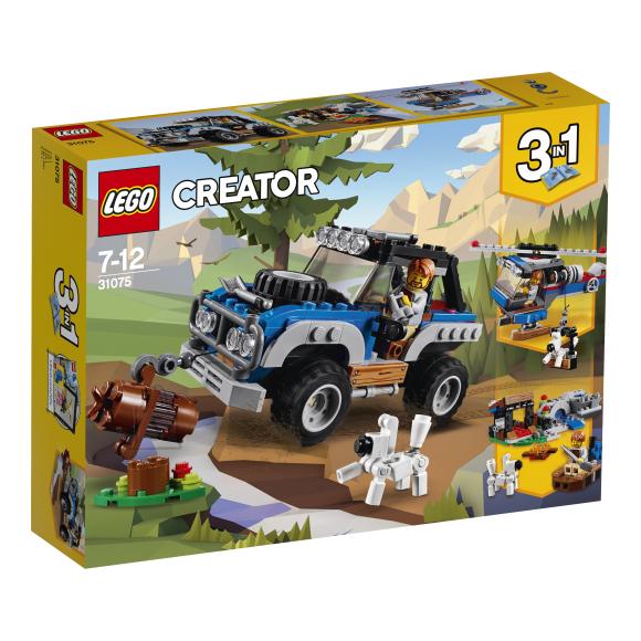LEGO Creator Seiklused sisemaal