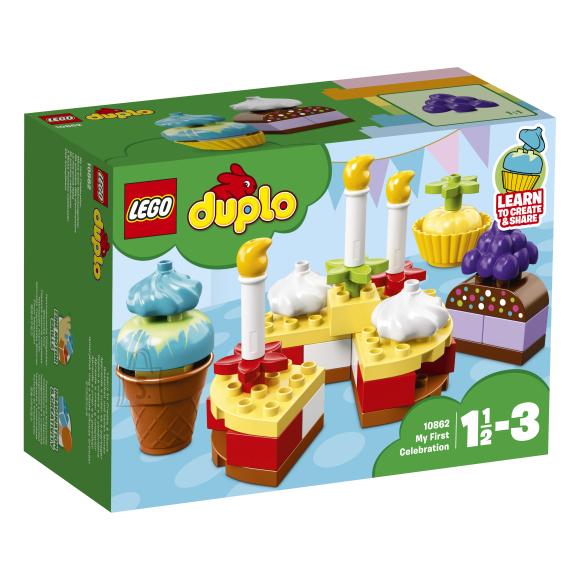 LEGO Duplo Minu esimene pidu