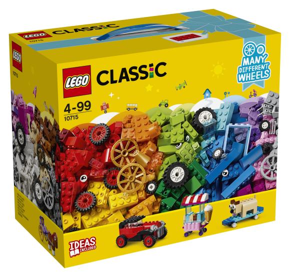 LEGO Classic klotsid hoos