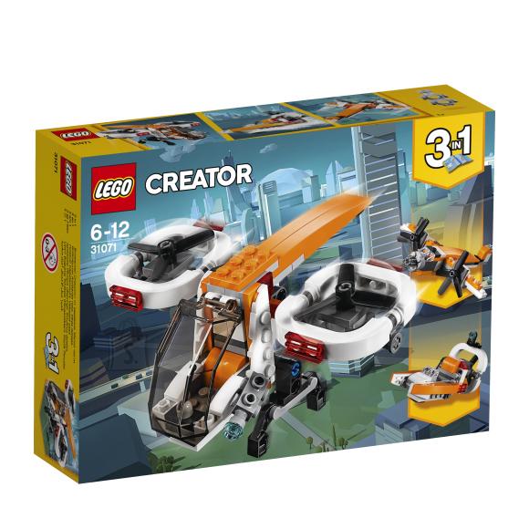 LEGO klotsid Creator Droonlennuk