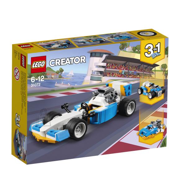 LEGO klotsid Creator Ekstreemsed mootorid