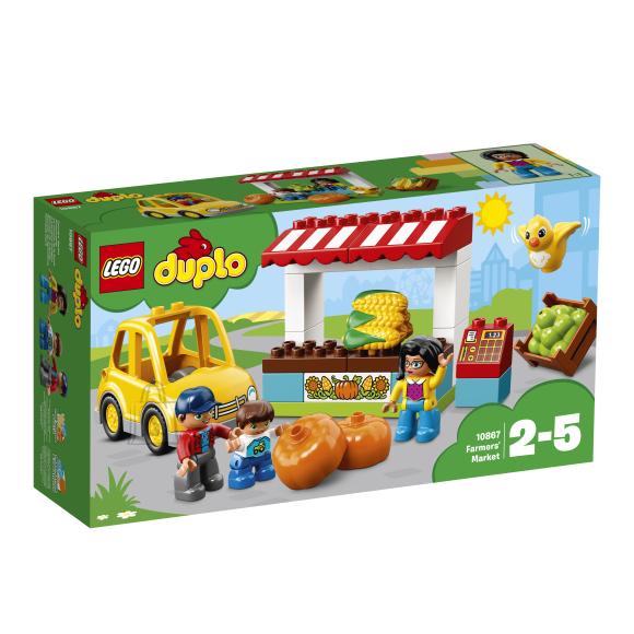 LEGO Duplo klotsid Taluturg