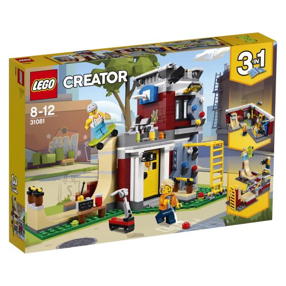 LEGO klotsid Creator Moodulipõhine rulamaja