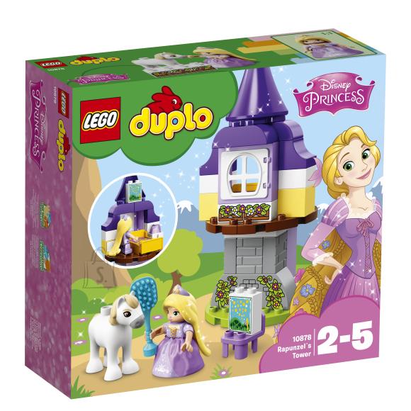 LEGO Duplo klotsid Rapuntsli torn
