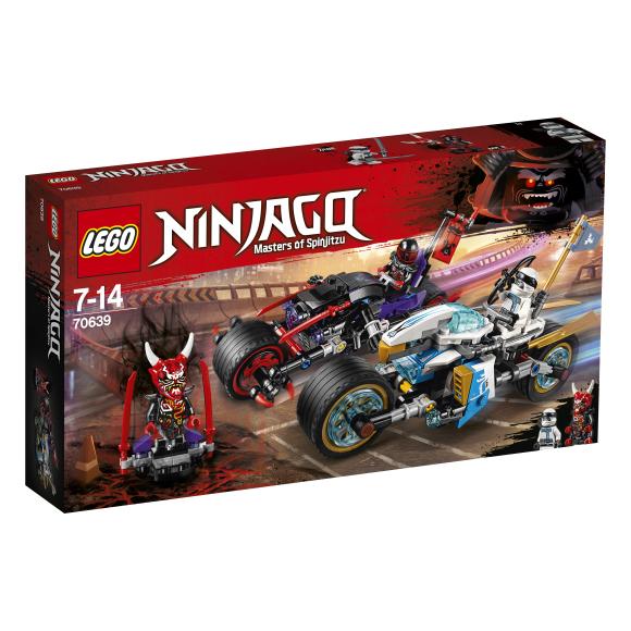 LEGO klotsid Ninjago Maojaaguari kiirendusvõistlus