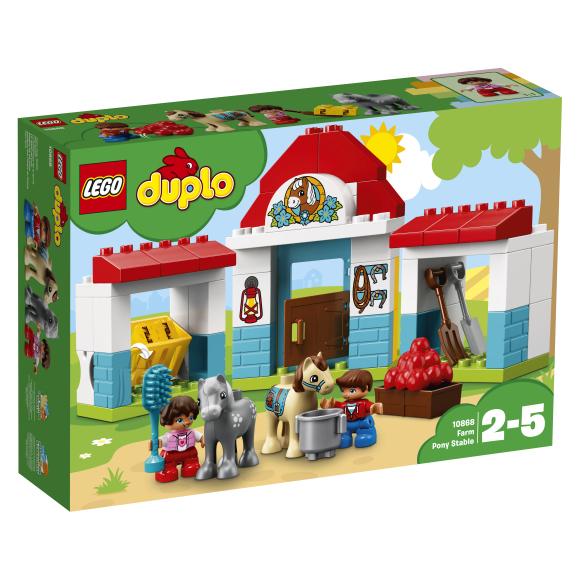 LEGO Duplo taluponi tall