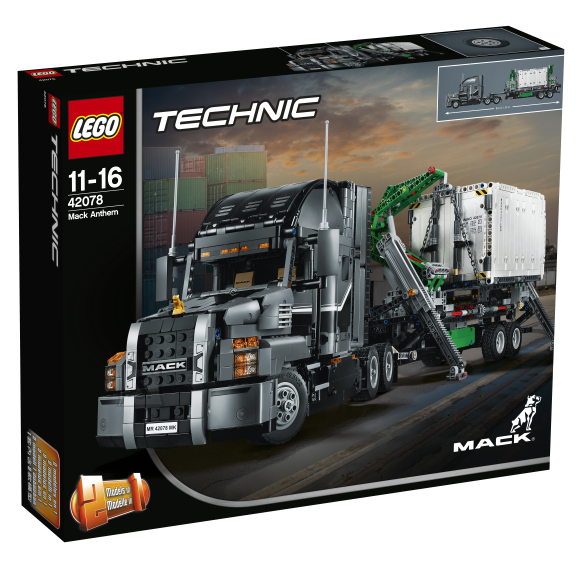 LEGO klotsid Technic MACK® Anthem™