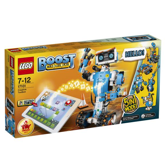 LEGO Boost robootikakomplekt