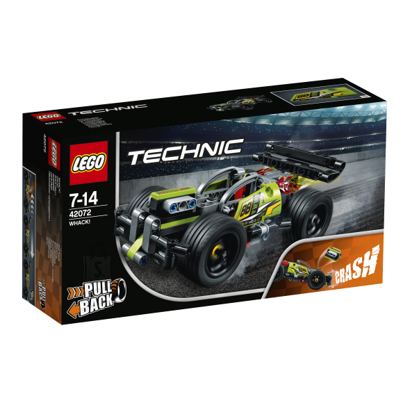 LEGO klotsid Technic Põmm!