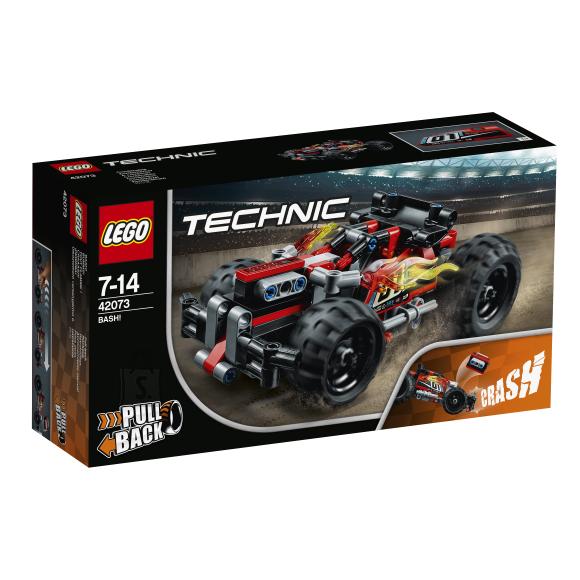 LEGO klotsid Technic Kõmaki!