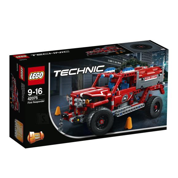 LEGO klotsid Technic Päästeauto
