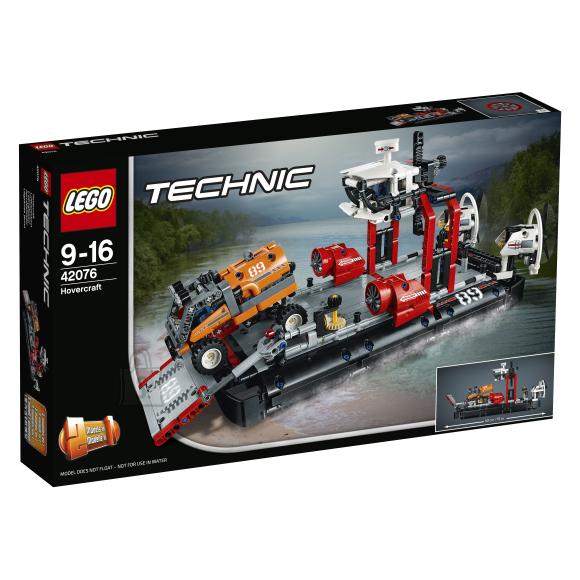 LEGO klotsid Technic hõljuk