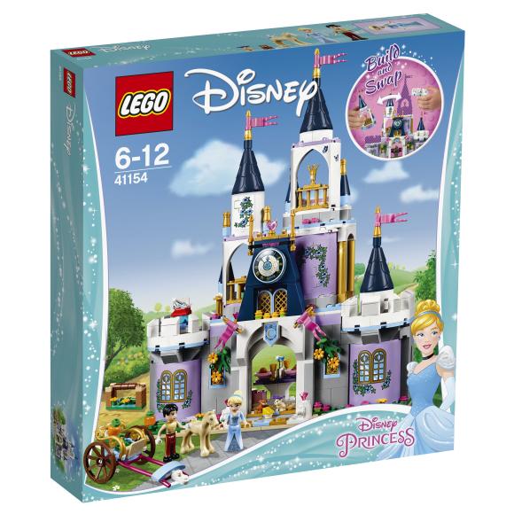 LEGO klotsid Disney Tuhkatriinu unelmate loss