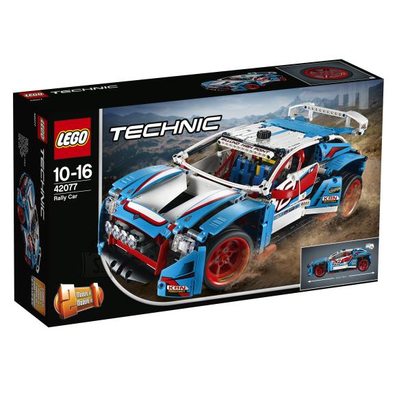 LEGO klotsid Technic Ralliauto