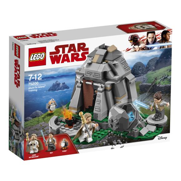 LEGO klotsid Star Wars Ahch-To Island™ saarekoolitus