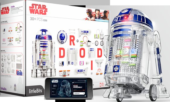littleBits Star Wars Droid leiutamiskomplekt