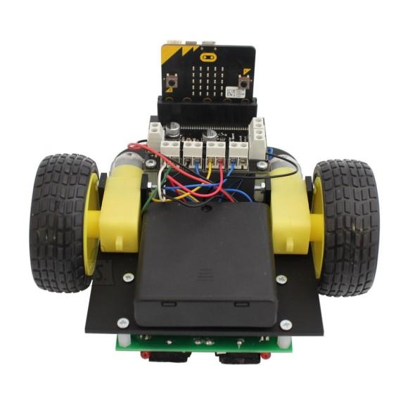 Kitronik BBC micro:bit joonejärgimise robootikakomplekt