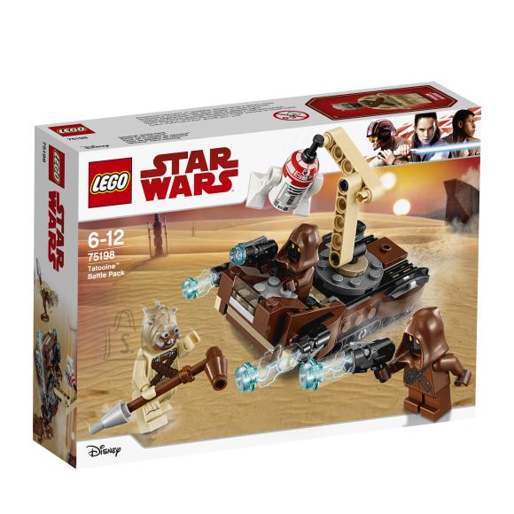 LEGO klotsid Star Wars Tatooine™ lahingukomplekt