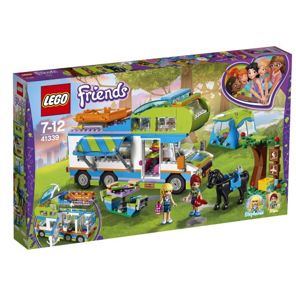 LEGO klotsid Friends Mia autosuvila