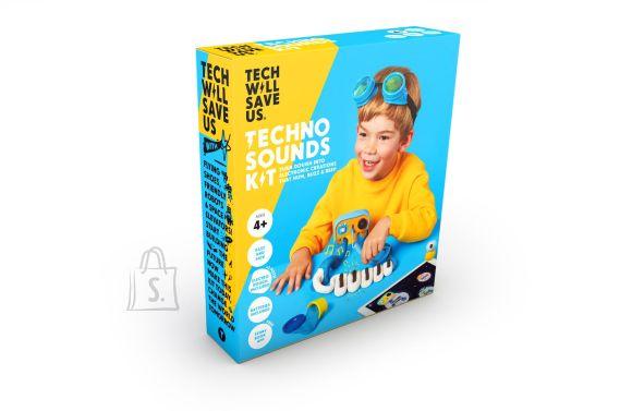 Technology Will Save Us tehnoloogiliste helide plastiliinikomplekt