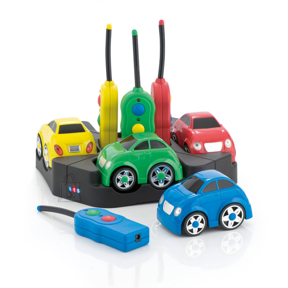 TTS raadioteel juhitavad lihtsad autod 4 tk