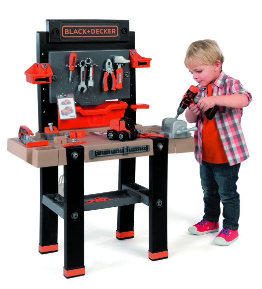 Smoby Black & Decker töölaud