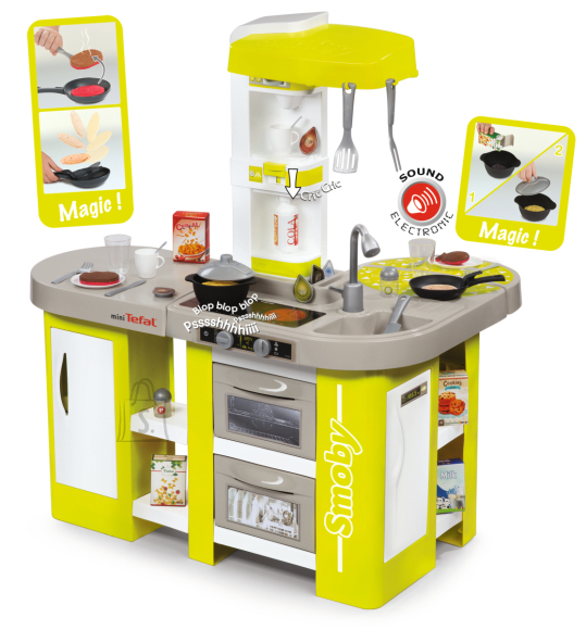 Smoby elektrooniline köök Studio XL miniTefal