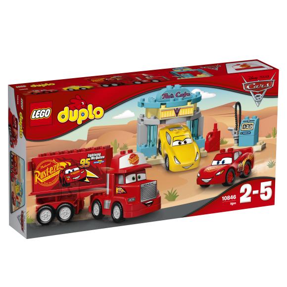 LEGO Duplo Flo kohvik