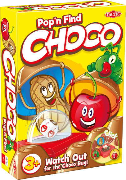 Tactic lauamäng Choco