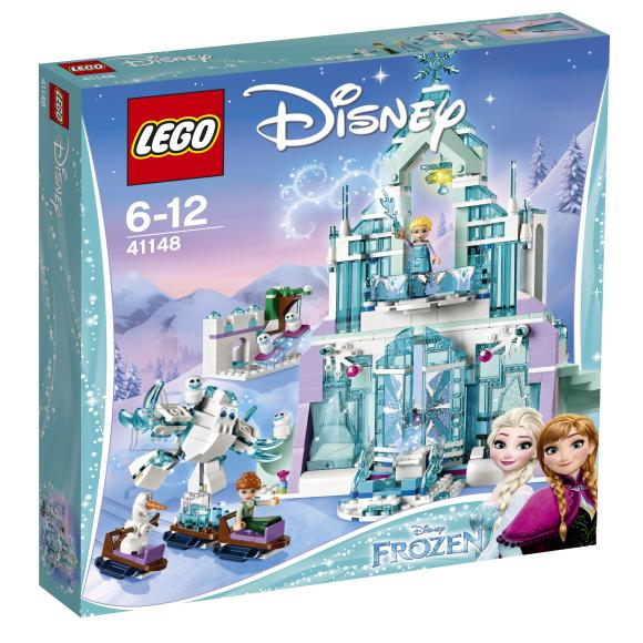 LEGO Disney Princess Elsa maagiline jääpalee
